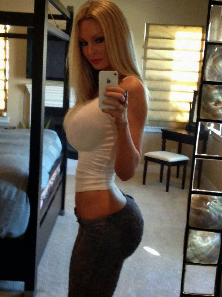 Hot mom self shot