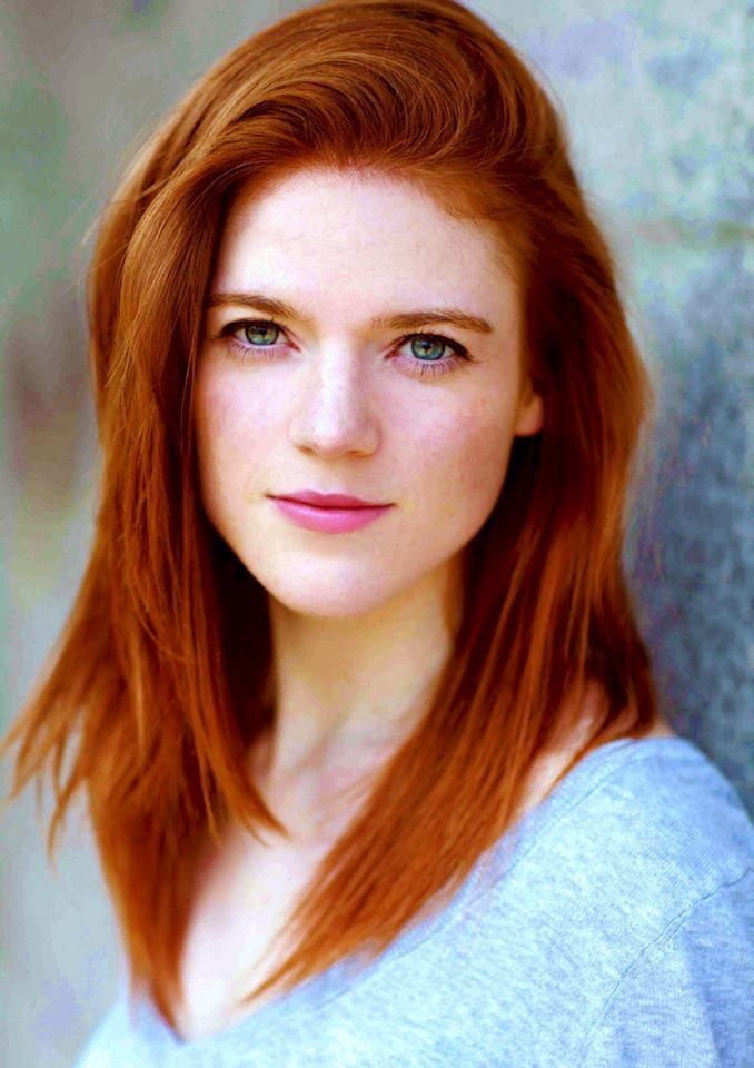 Rose Leslie Brianna Actress Is Currently Playing Ygritte On Game Of Thrones But That Character Is Going To Get Killed Of Rose Leslie Redhead Beauty Red Hair