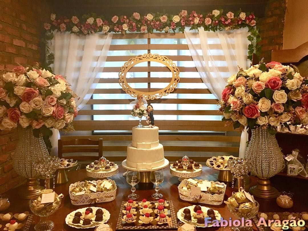 Pin de Fafa Carneiro Simon em Casamento | Decoração de