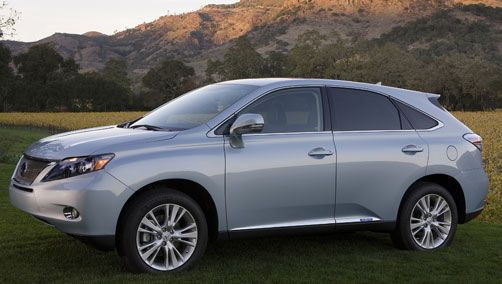 Lexus RX 450h Green Tech & Renewable Energy Diesel