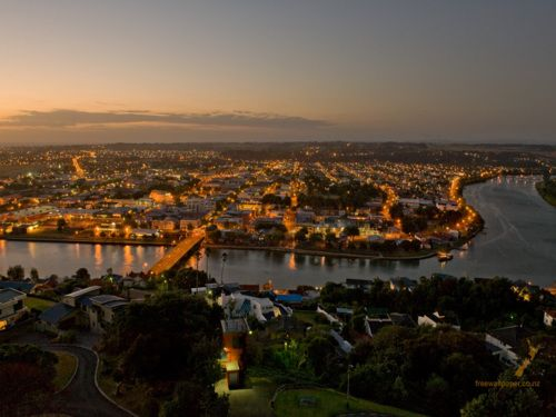 Wonderful Wanganui. I grew up here and still love going back to see family!