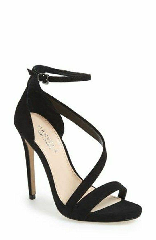 Femme chaussures sandales Strappy sandales escarpin vert 40 LoEmz