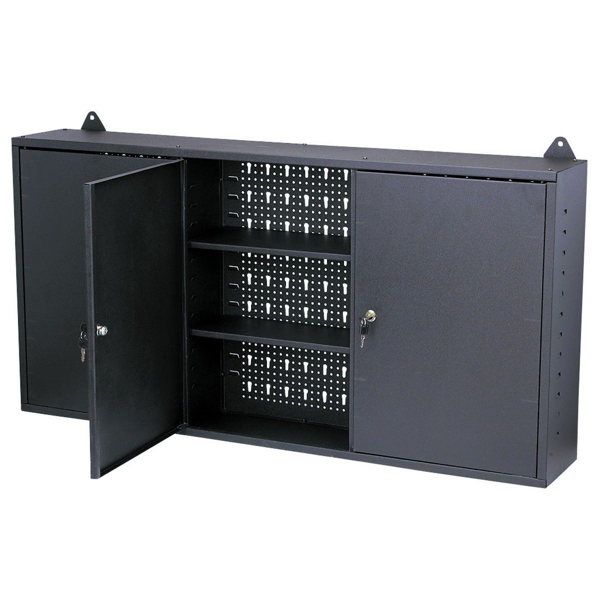 hanging tool cabinet | tool cabinets, organizations and garage