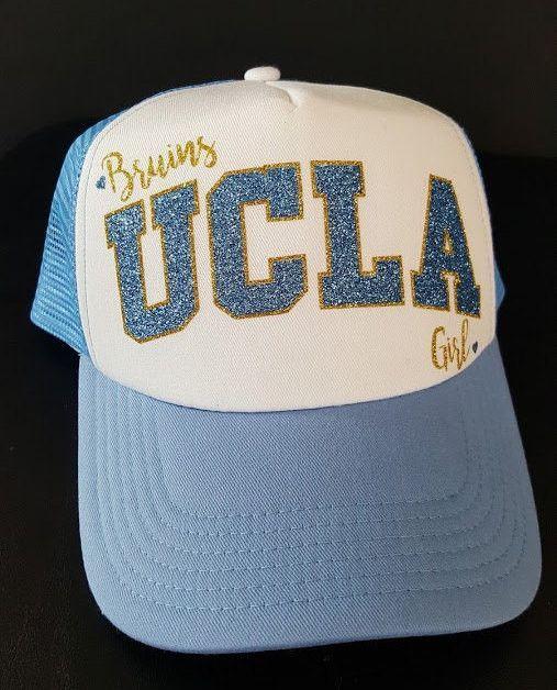 UCLA Bruins Girl Trucker Hat in 2019  2e425ac26888