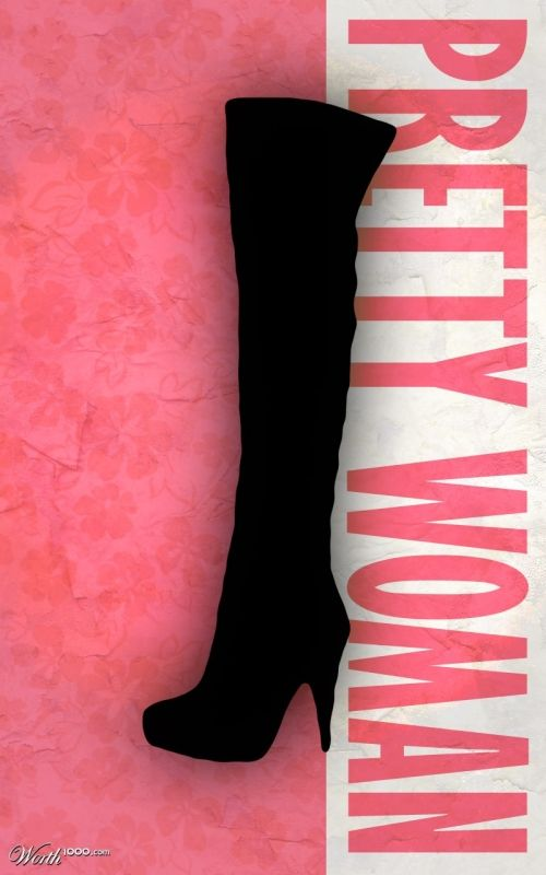 Pretty Woman 1990 Movie Posters Minimalist Pretty Woman Movie Movie Posters
