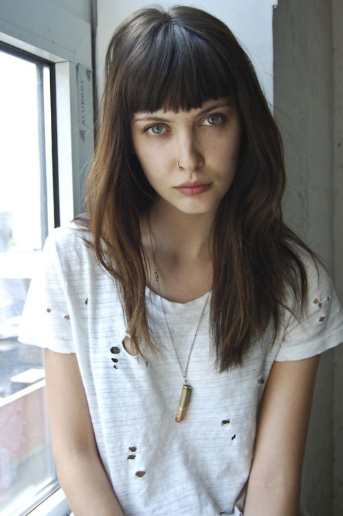 Image Result For New Long Hairstyles With Bangs