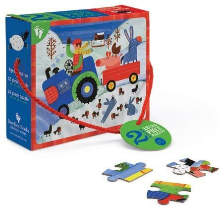 Driving my Tractor Puzzle