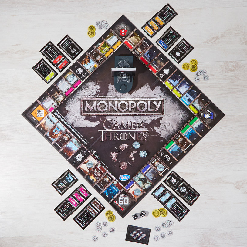 Game Of Thrones Monopoly Monopoly Monopoly Game Games