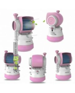 Buy Mini Fashion Fan With Water Spray Online In Pakistan Ebuy Pk Small Air Cooler Air Cooler Mini Fragrance