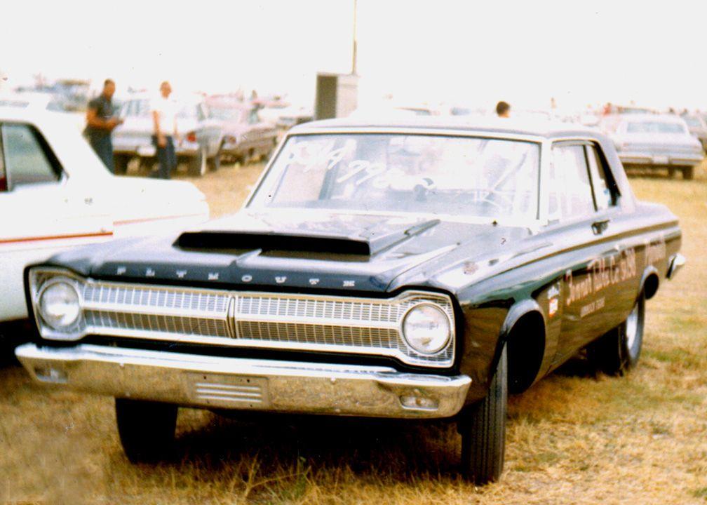 Joe Smith '65 S/S Plymouth