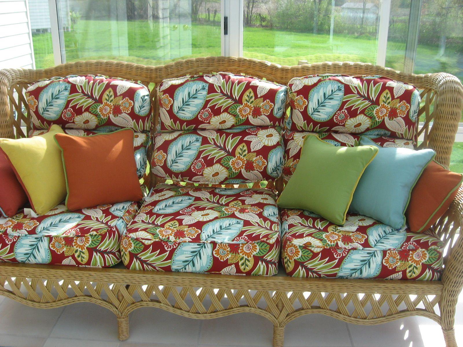 Corded Patio Cushions - Dublin, Ohio