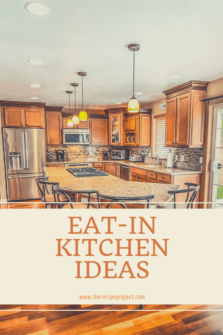 Modern Eat In Kitchen Ideas Design Decoration Lighting And Remodeling For Style