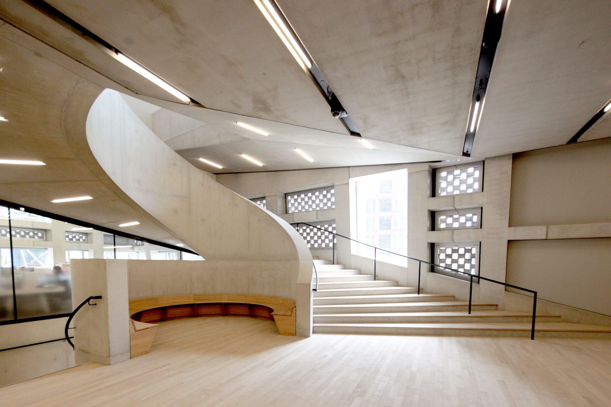 Tate Modern eröffnet Neubau von Herzog & de Meuron | Neubau ...