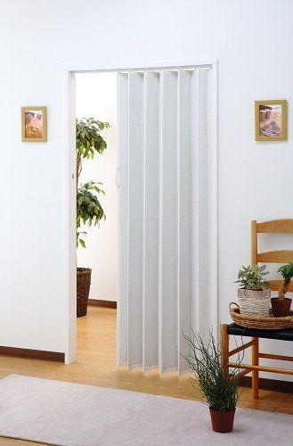 アコーディオンカーテンはカーテンレールに取り付けができますか