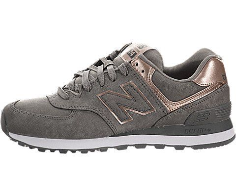 New Balance Women's WL574 Precious Metal Pack Running Shoe ...