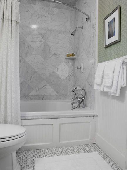 Bathroom Request: A Bath Tub!