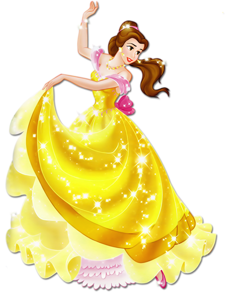 Beautifully Princess Png Picture Clipart Princess Disney Beauty And The Beast Belle Disney