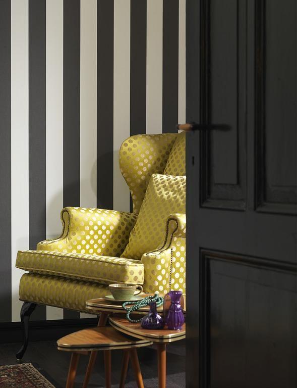Breite Streifen Style Statement Von Bn Tapeten Trends 13 Schoner Wohnen Schoner Wohnen Wohnen Zimmer Mit Aussicht