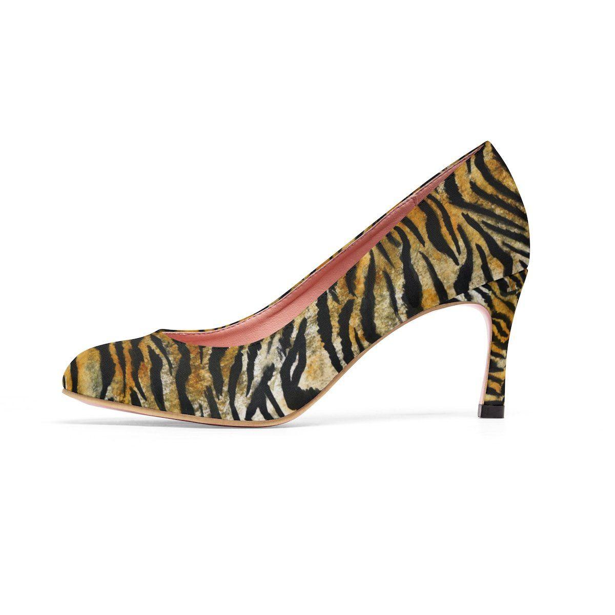 f63606879840 Norika Wild Bengal Tiger Skin Pattern Animal Print Designer Women's 3