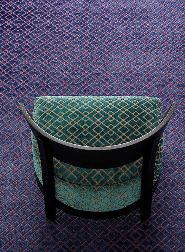 SAHCO 2016 Collection - CLARK is a high-quality upholstery fabric made as a pull…
