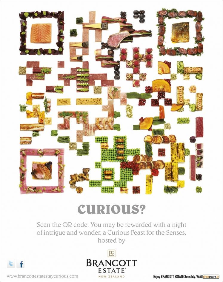 The national newspapers of ireland march 2012 press ad of the qr code created by dublin agency boys and girls sciox Choice Image