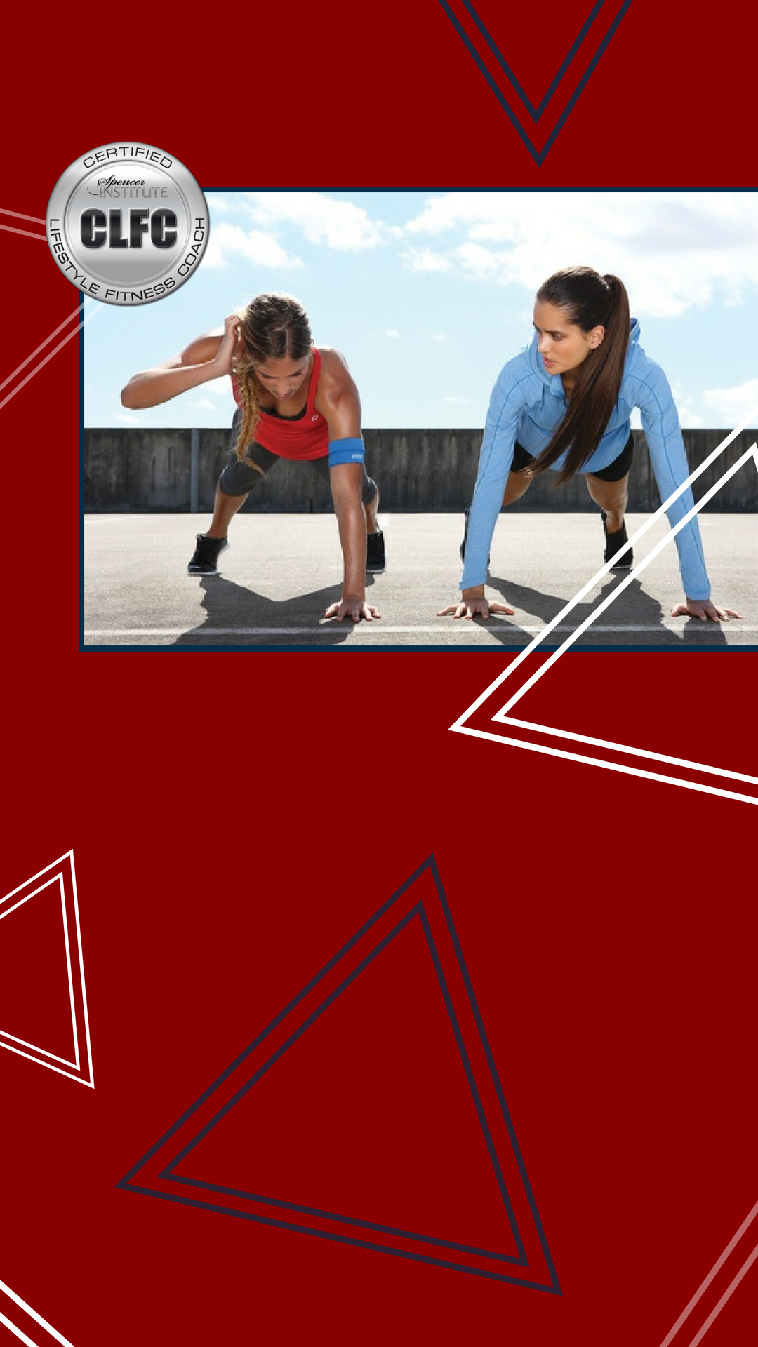 Lifestyle Fitness Coach Certification  Health and Fitness Training