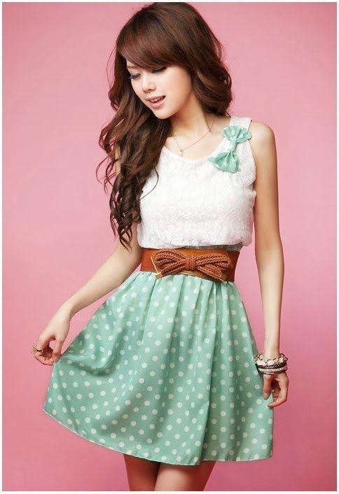 Modelos de vestidos de verano para senoritas