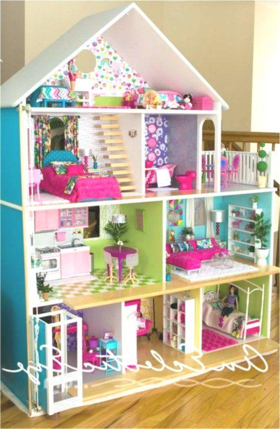 Plans gratuits pour construire une maison de poupée Barbie