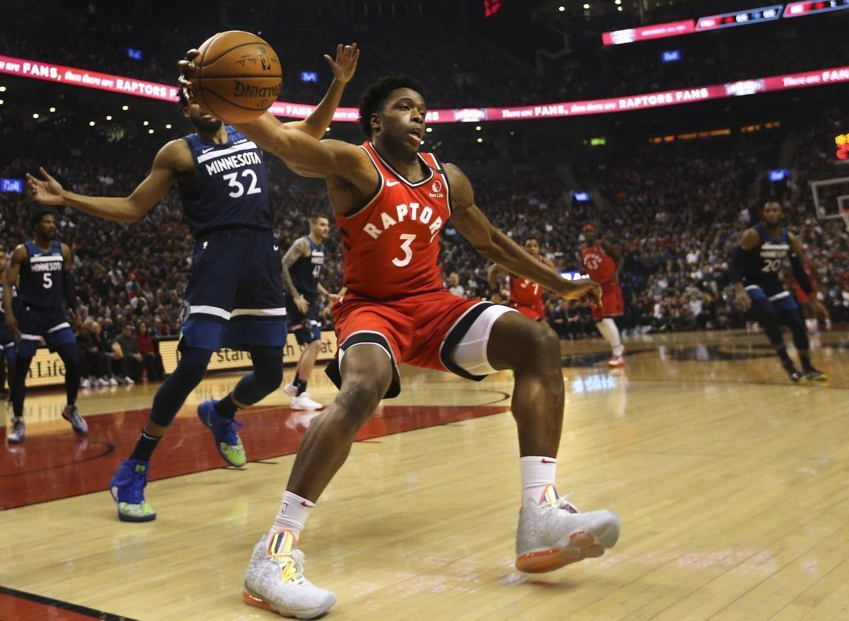 Raptors 'zombie'like as win streak ends at 15 The Nets