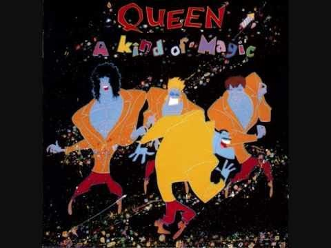 Queen A Kind Of Magic Full Album 1986 00 00 One Vision 05 12 A Kind Of Magic 09 40 One Year Of Love 14 0 Queen Albums Album Cover Art A Kind Of Magic