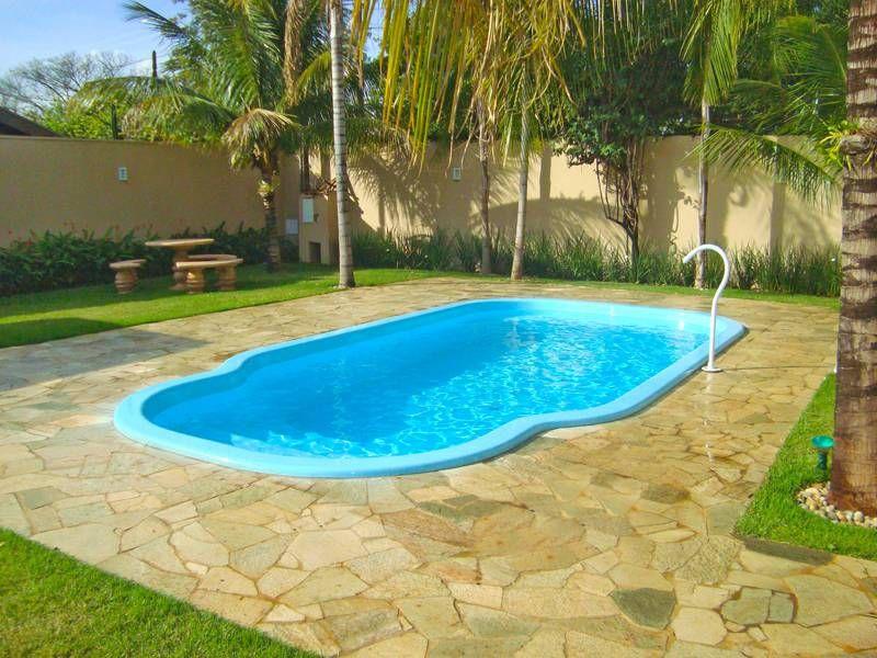Piscina de Fibra atlantida10 piscina Pinterest