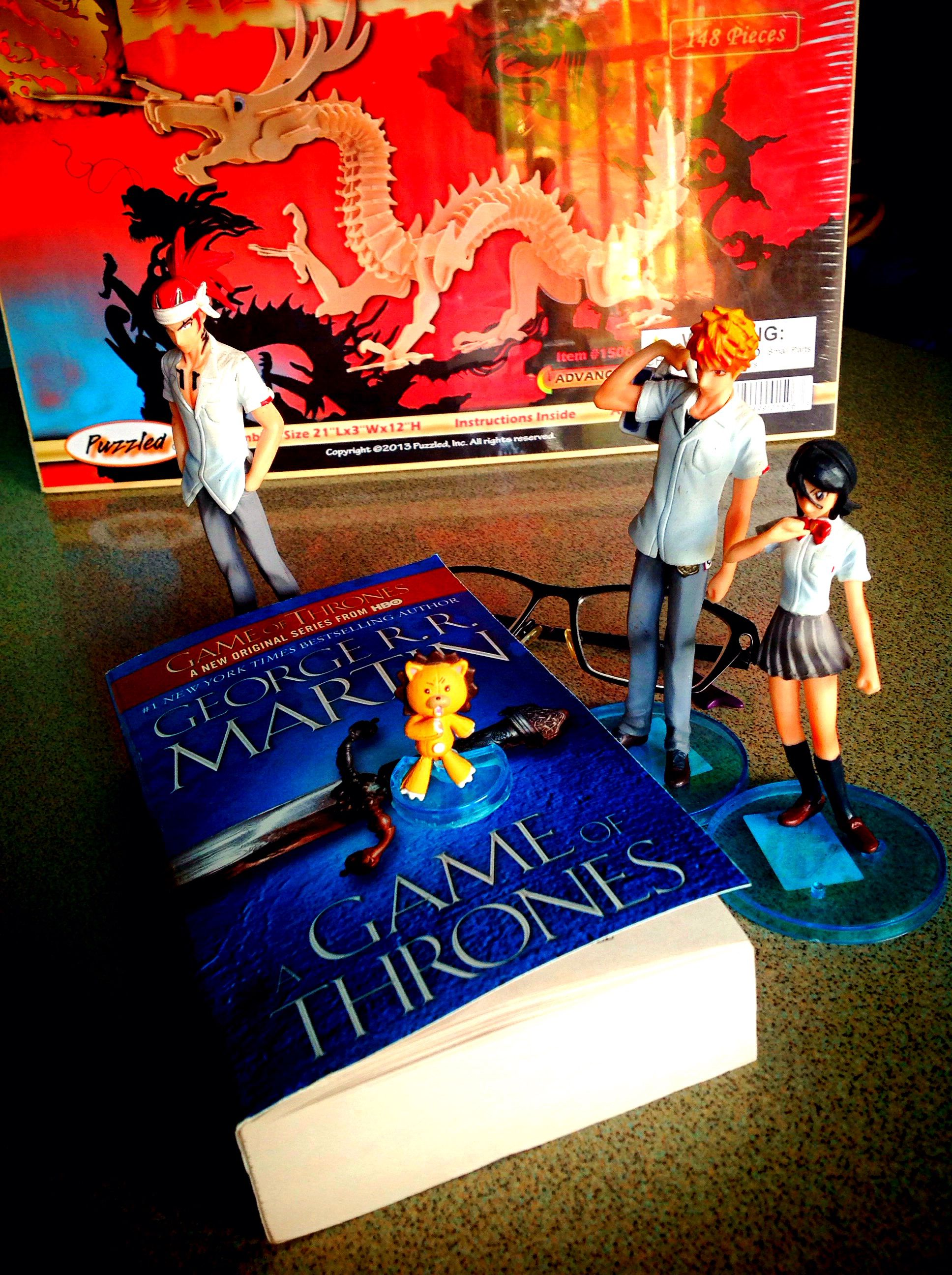 A Song Of Ice and Fire: Book One - Game of Thrones