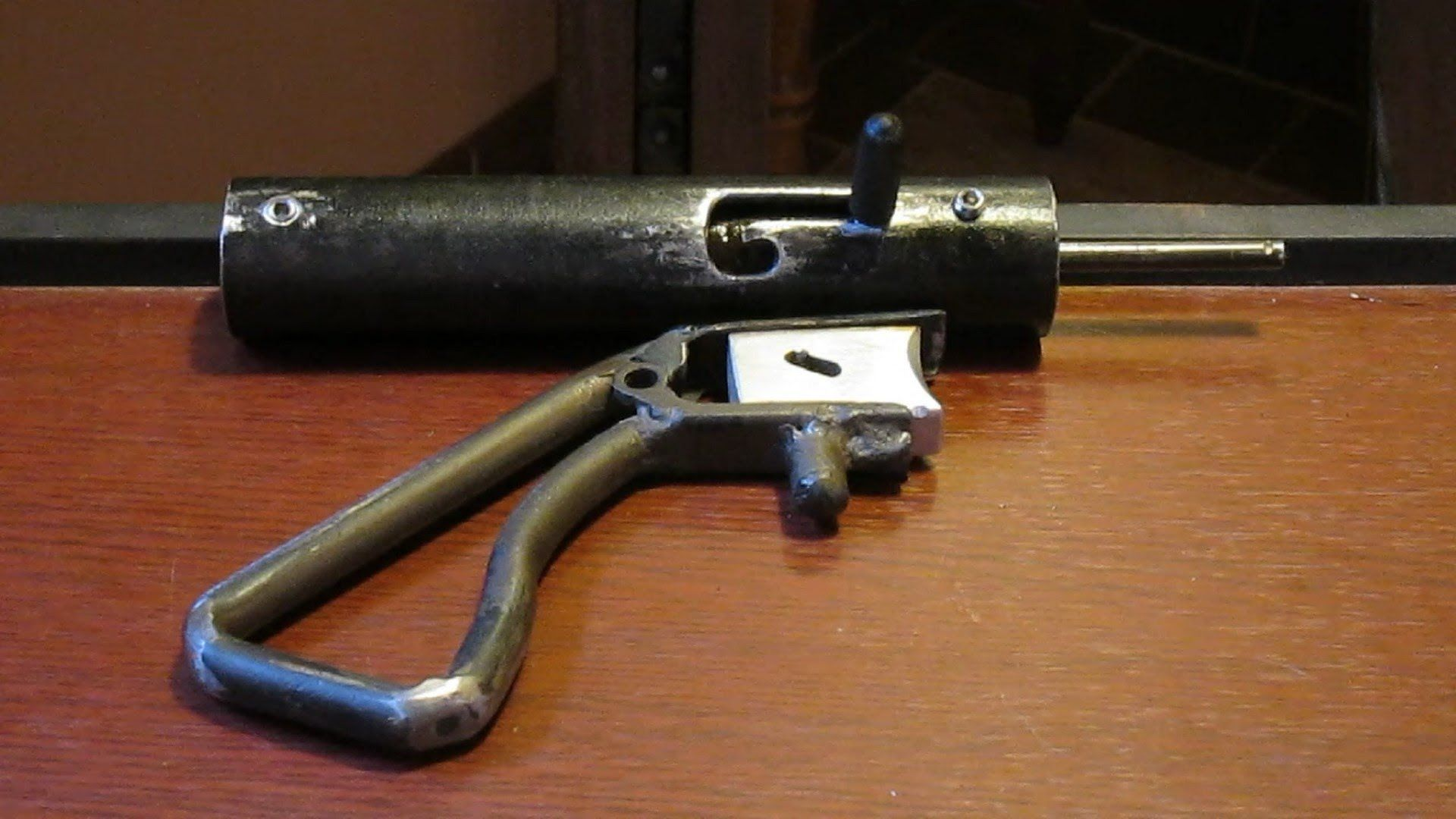Pin on Small homemade wepons + gun stuff