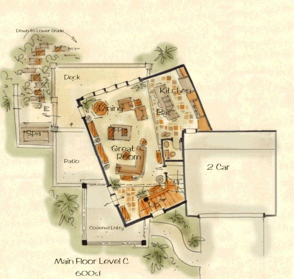 Craftsman Style House Plan #craftsmanstylehomes