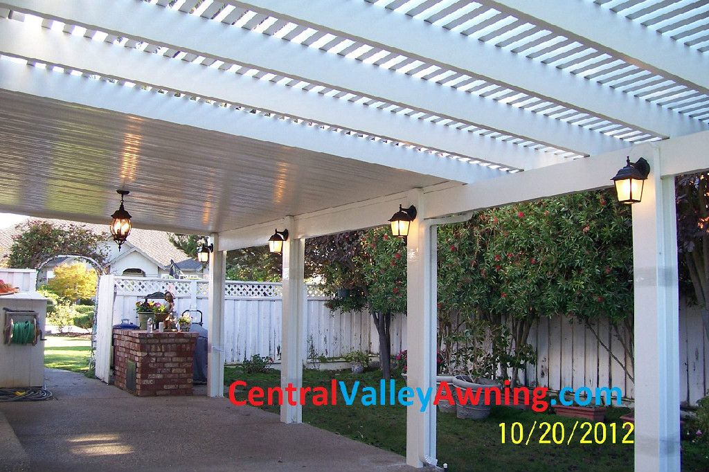 Solid Patio Covers Garden oasis, Covered patio, Diy