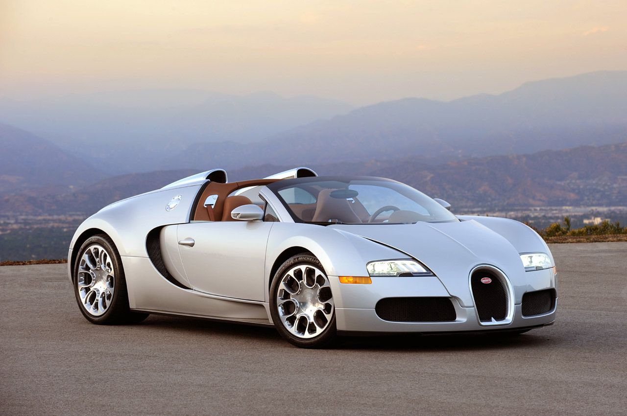 Bugatti veyron 16 4 grand sport car price and specification