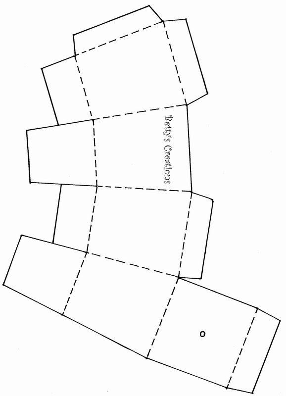 Pin Von P M Nijman Auf Plotter Pappschachtel Vorlage Geschenkbox Aus Papier Schachteln Falten