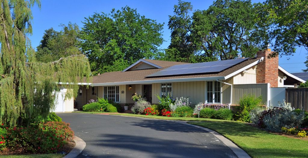 California Ranch Style Homes Ranch Style Houses 1950s Ranch Style