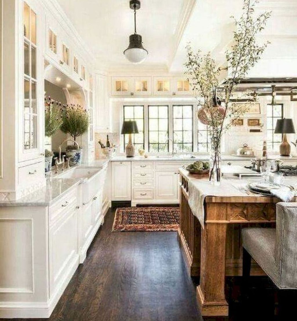 38 Glamour French Country Design Ideas For Kitchen To Try Country House Decor French Country Kitchens Country Cottage Decor