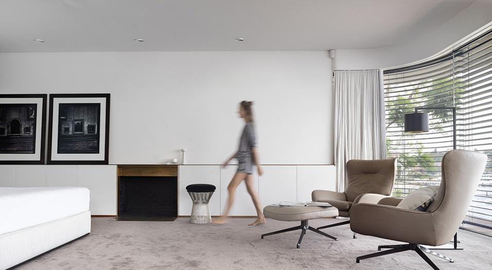 Camere Da Letto Art Deco : Villa anni trenta art deco a sydney sydney villas and art deco