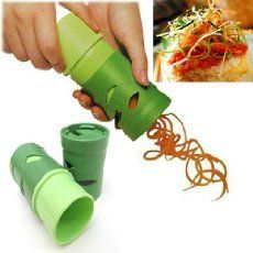 GEFU Spirelli Spiral Cutter Amazon Kitchen & Dining