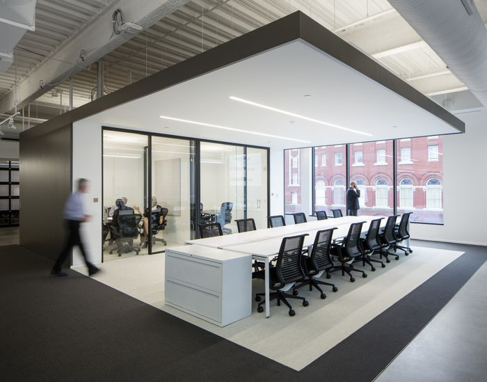 office tour nbbj offices columbus office designs columbus ohio and office spaces - Interior Designers Columbus Ohio