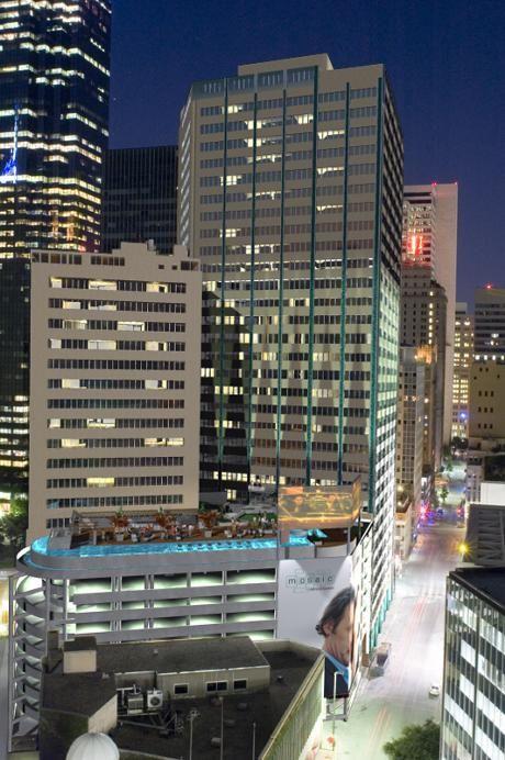 Luxurious Mosaic Apartments In Dallas Texas