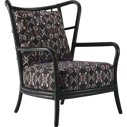 McGuire Furniture: Shipley Lounge Chair: No. JSL90