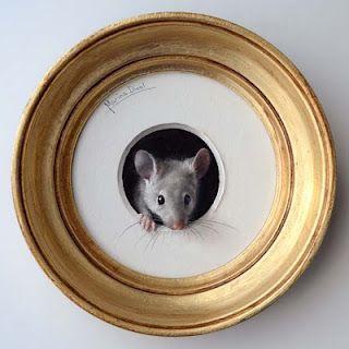 Marina Dieul, Petite souris XXVII