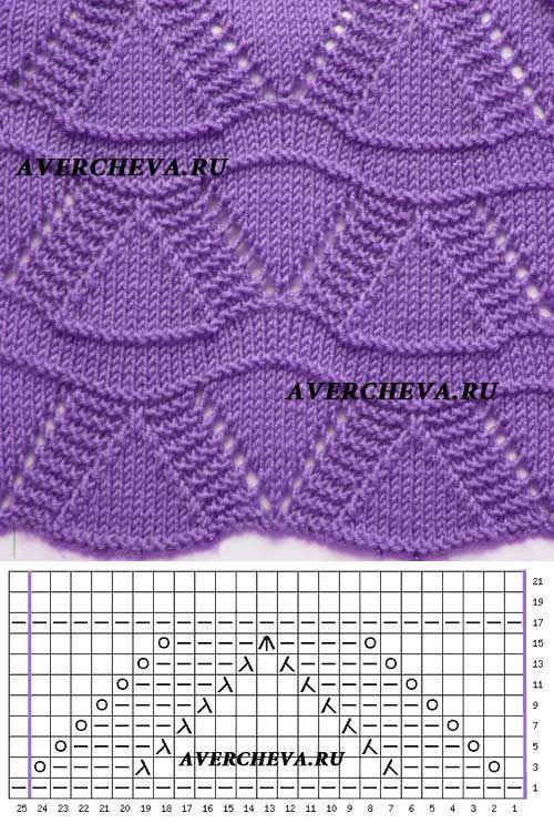 Photo of Avercheva.ru | #knitting #knittingpatterns #knittingpatternsfree #stricken