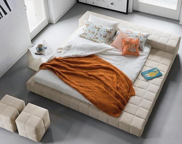 Upholstered Beds For All Tastes Bed Bed Design Italian Furniture Brands