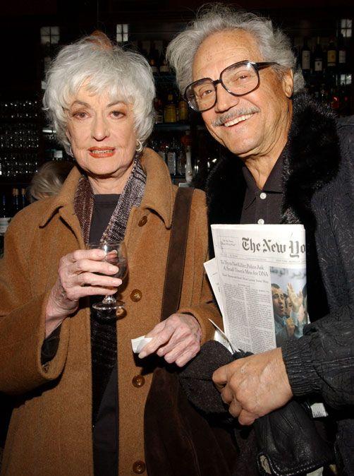 Bea Arthur and Hal Linden | Hal Linden (1931- | Pinterest ...