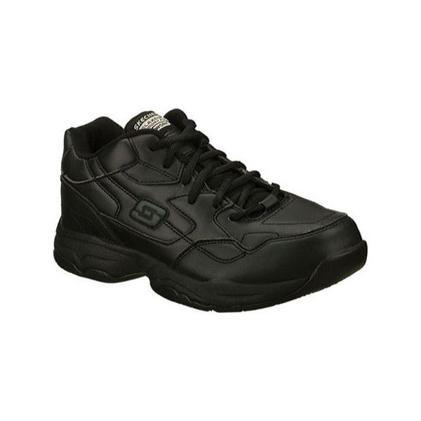 Skechers Work Relaxed Fit Lace-up Sneakers - Felton Albie discount largest supplier outlet online outlet big discount for sale the cheapest D0mm3