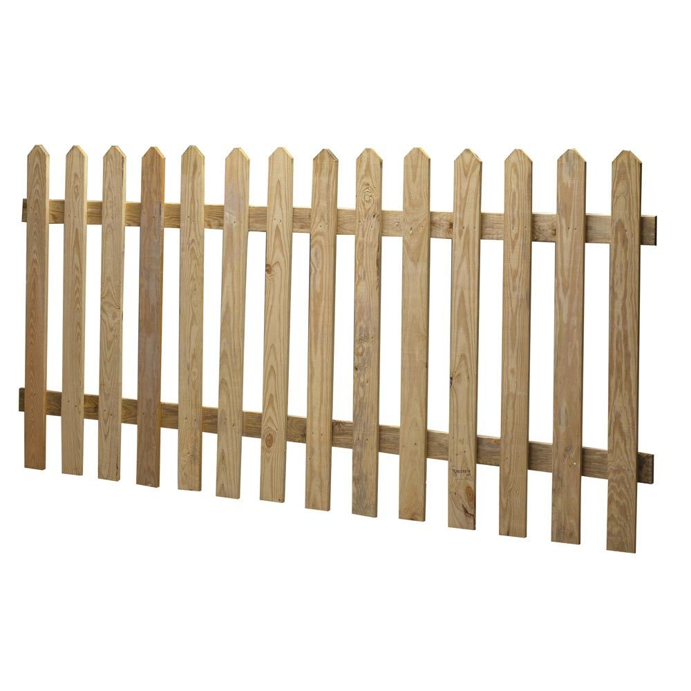 wood picket fence panels. One Of The Most Artistic Ways Using A Wood Picket Fence Panels In  Room Child Is Like Funny Head For Bed. S